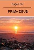 """Обложка книги """"Prima deus"""""""