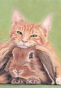"Обложка книги ""Не детские приключения кролика Эбита"""