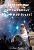 """Обложка книги """"Невероятное путешествие Маши и её друзей"""""""