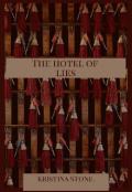 """Обложка книги """"The hotel of lies. Отель лжи."""""""