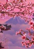 """Обложка книги """"Душа вишневого цвета"""""""