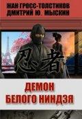 "Обложка книги ""Демон Белого Ниндзя"""