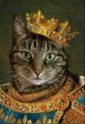 """Обложка книги """"Пророчество для короля"""""""