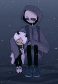 """Обложка книги """"Мой лучший друг - скелет"""""""