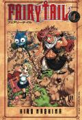"Обложка книги ""Fairy Tail 1 том"""