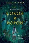 """Обложка книги """"Сокол и Ворон"""""""