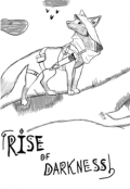 "Обложка книги ""Rise of Darkness"""