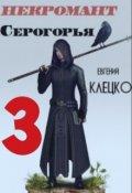 """Обложка книги """"Некромант Серогорья 3"""""""