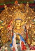 """Обложка книги """"Тибет. А была ли Шамбала?"""""""