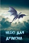 """Обложка книги """"Небо для дракона """""""