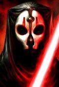 """Обложка книги """"Звездные Войны Легенды: Человек созданный тьмой"""""""