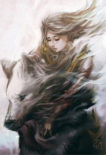 """Книга. """"Волчья Невеста"""" читать онлайн"""