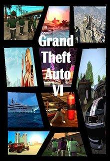 """Книга. """"Grand Theft Auto vi."""" читать онлайн"""