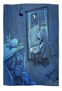 """Книга. """"Одиночество."""" читать онлайн"""
