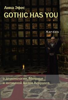 "Книга. ""Gothic has you"" читать онлайн"