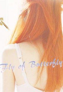 """Книга. """"Полет бабочки"""" читать онлайн"""