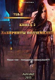 """Книга. """"715-й Лабиринты подземелья"""" читать онлайн"""