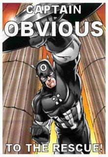 """Книга. """"Капитан Очевидность спасает мир"""" читать онлайн"""