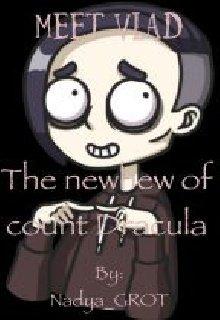 """Книга. """"Знакомьтесь - Влад. Племянник графа Дракулы"""" читать онлайн"""