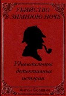 """Книга. """"Убийство в зимнюю ночь"""" читать онлайн"""