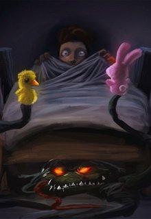 """Книга. """"Монстр из-под кровати"""" читать онлайн"""