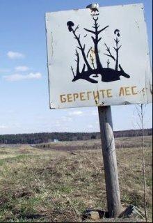 "Книга. ""Берегите лес!"" читать онлайн"