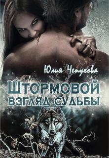 """Книга. """"Штормовой взгляд судьбы"""" читать онлайн"""