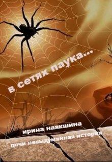 """Книга. """"В сетях паука..."""" читать онлайн"""