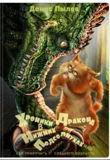 """Книга. """"Хроники Дракона в Нижних Подсолнухах"""" читать онлайн"""