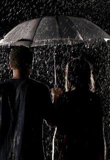 """Книга. """"Мы стояли с тобой одни под дождём """" читать онлайн"""