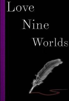 """Книга. """"Любовь девяти миров"""" читать онлайн"""