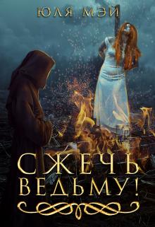 """Книга. """"Сжечь ведьму!"""" читать онлайн"""