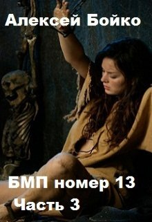 """Книга. """"Бмп номер 13. Часть 3"""" читать онлайн"""