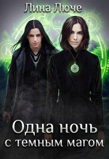 """Книга. """"Одна ночь с темным магом"""" читать онлайн"""