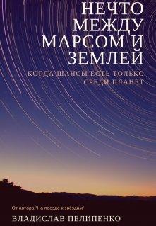 """Книга. """"Нечто между Марсом и Землей"""" читать онлайн"""