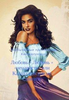"""Книга. """"Любовь + Любовь = «ненависть» или Калахалунские не сдаются."""" читать онлайн"""