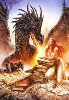 """Книга. """"Наказание для дракона"""" читать онлайн"""