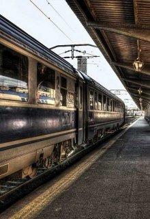 """Книга. """"Поезд"""" читать онлайн"""