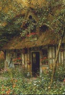 """Книга. """"Дом на окраине леса ( Огненные волосы)"""" читать онлайн"""