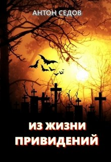 """Книга. """"Из жизни привидений"""" читать онлайн"""