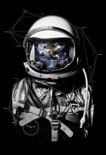 """Книга. """"Космонавтом"""" читать онлайн"""
