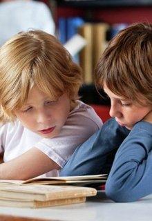 """Книга. """"Разговор двух мальчиков."""" читать онлайн"""