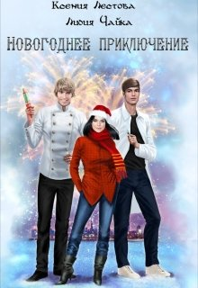"""Книга. """"Новогоднее приключение"""" читать онлайн"""