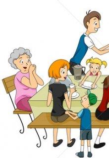"""Книга. """"Семейная встреча"""" читать онлайн"""