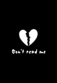 """Книга. """"Не читай меня"""" читать онлайн"""