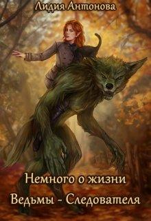 """Книга. """"Немного о жизни Ведьмы – Следователя """" читать онлайн"""