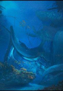 """Книга. """"Океанские сапфиры"""" читать онлайн"""