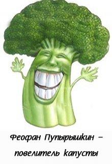 """Книга. """"Феофан Пупырышкин - повелитель капусты"""" читать онлайн"""