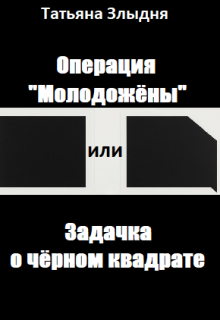 """Книга. """"Операция """"Молодожёны"""" или Задачка о чёрном квадрате"""" читать онлайн"""