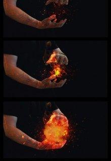 """Книга. """"Соприкосновение с огнём"""" читать онлайн"""